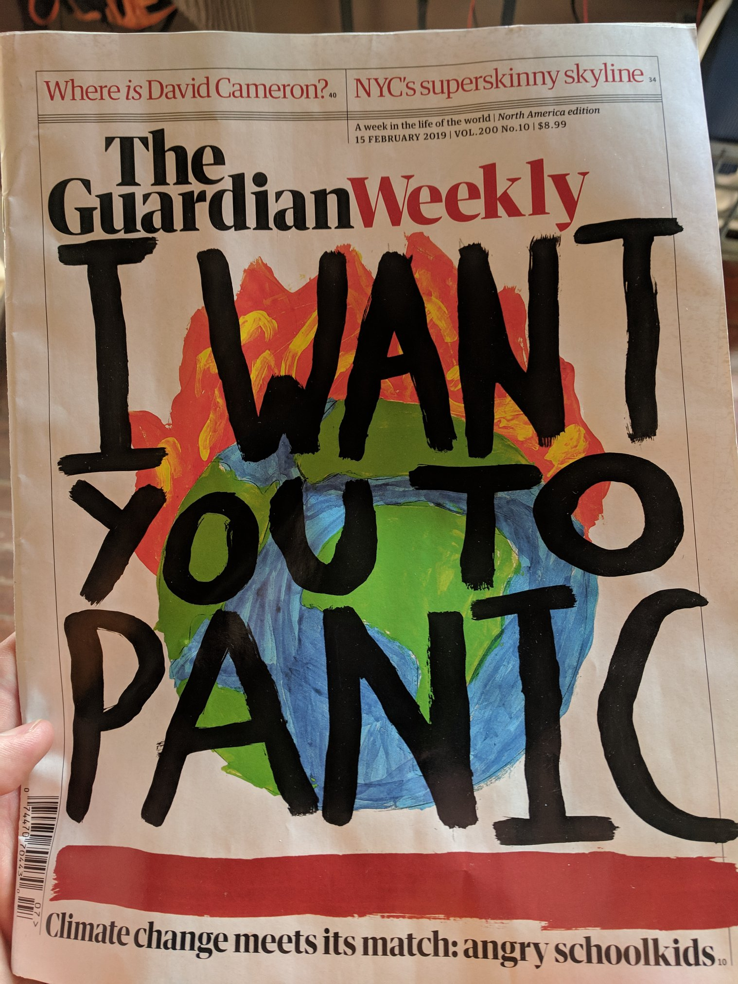 I Want You to Panic